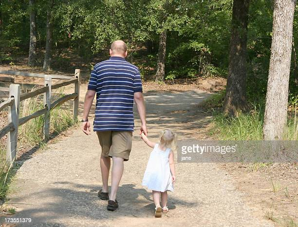 father and daughter - jane walker wood stock pictures, royalty-free photos & images