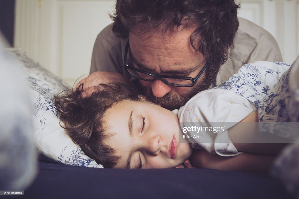 Father and dother : Stock Photo