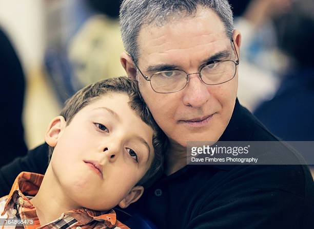 father and son - mclean virginia stock pictures, royalty-free photos & images