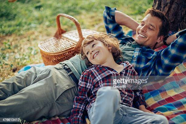 father and son - fathers day stock pictures, royalty-free photos & images