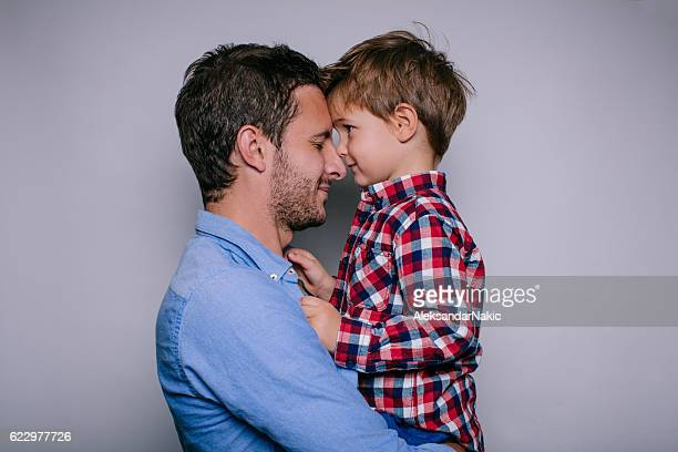 father and son - son stock pictures, royalty-free photos & images