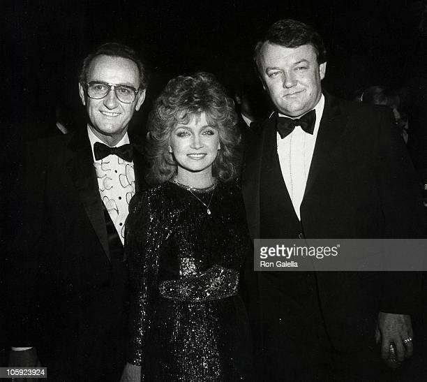 father Barbara Mandrell and Ken Dudney during 10th Annual American Music Awards at Shrine Auditorium in Los Angeles California United States