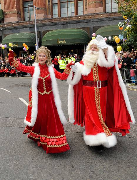 Harrods 26th Annual Christmas Parade