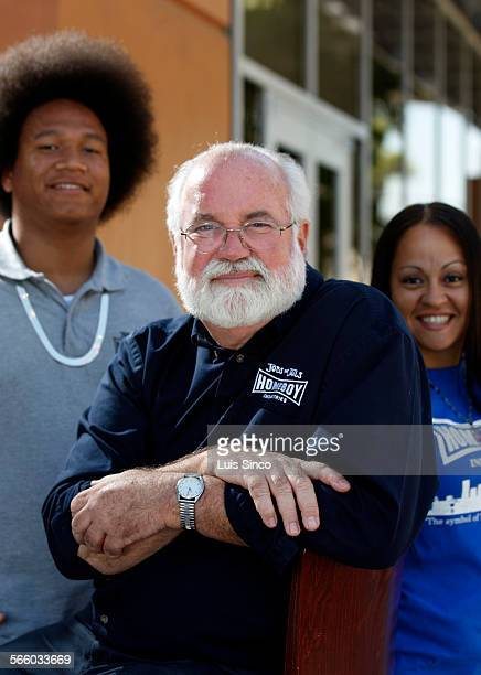 Father Greg Boyle center founder of Hombeoy Industries debuts a new stage presentation based on his recent book at the Ojai Playwrights Conference...