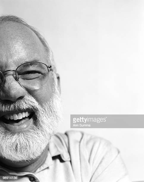 Father Greg Boyle founder of Homeboy Industries poses for a portrait session on March 2 Los Angeles CA