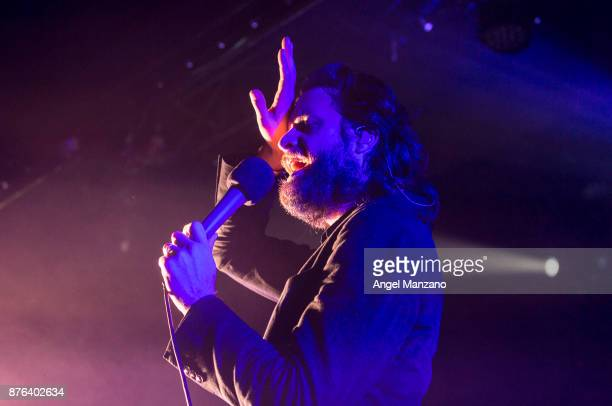 Father John Misty performs in concert at Sala Riviera on November 19 2017 in Madrid Spain