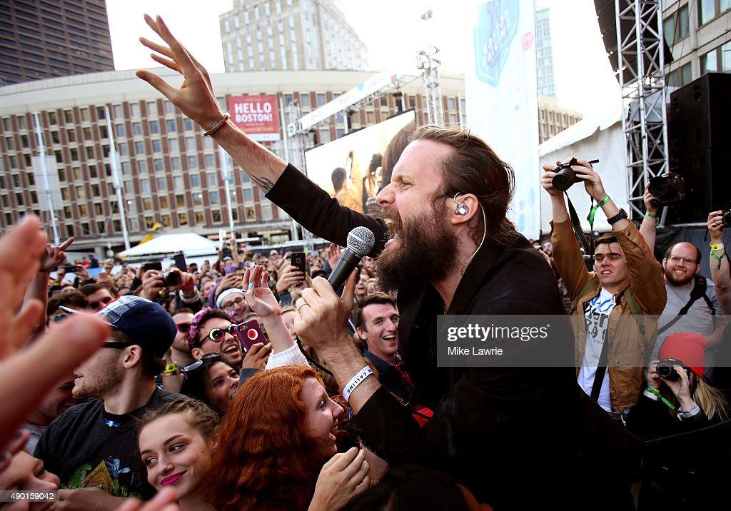 2015 Boston Calling Music Festival