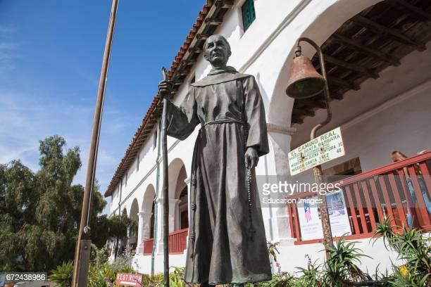 Father JunÕpero Serra Mission Santa Barbara Santa Barbara California USA