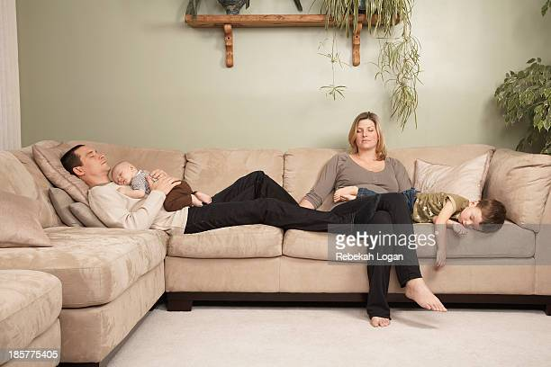 mom son fucked on sofa