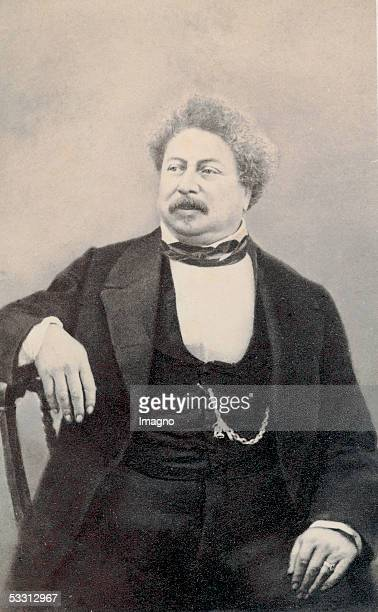 Father of Alexandre Dumas French writer Around 1865 CartedevisitePhotography by Duroni Murer Paris Milan [Alexandre Dumas pre franzoesischer...
