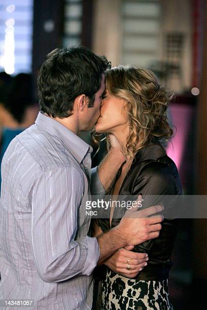 LAS VEGAS Father of the Bride Redux Episode 1 Pictured Shawn Christian as Dr Derek Stephenson Molly Sims as Delinda Deline