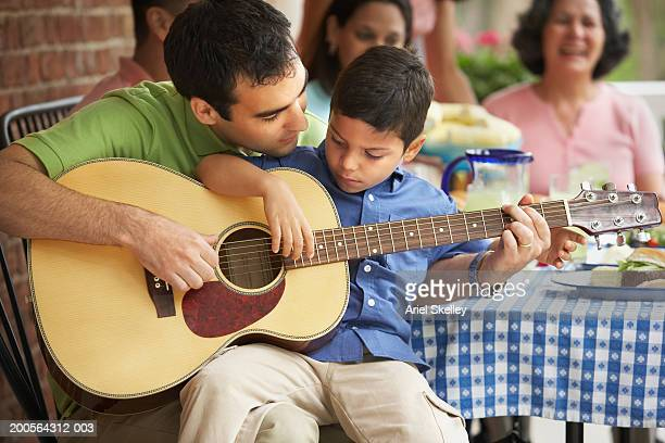 60 Top Dad Guitar Pictures, Photos and Images - Getty Images