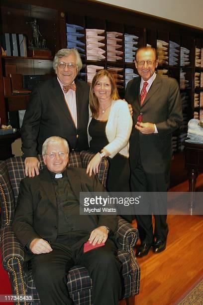 Father Tom Hartman Rabi Gellman Deborah DelVeccio and Frank Castagna
