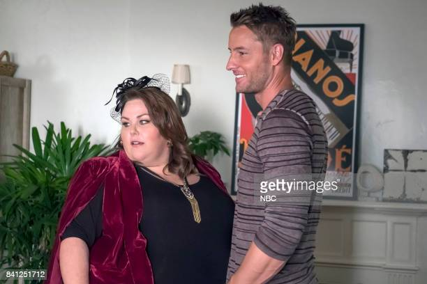 US A Father's Advice Episode 201 Pictured Chrissy Metz as Kate Justin Hartley as Kevin