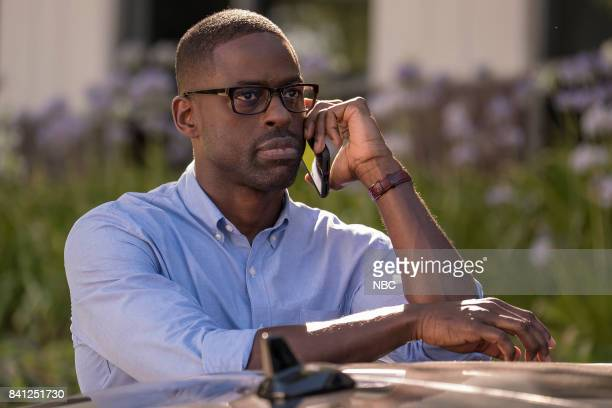 US 'A Father's Advice' Episode 201 Pictured Sterling K Brown as Randall