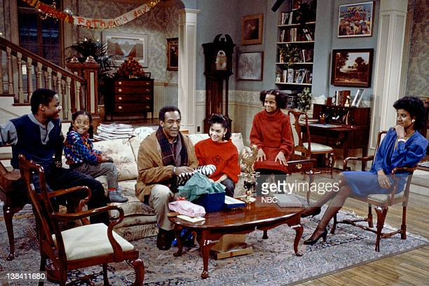 SHOW Father's Day Episode 13 Air Date Pictured MalcolmJamal Warner as Theodore 'Theo' Huxtable Keshia Knight Pulliam as Rudy Huxtable Bill Cosby as...