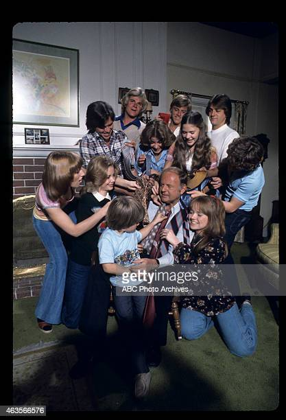 ENOUGH Father's Day OnSet Gallery with Cast and Van Patten's Sons Shoot Date May 12 1977 ADAM RICHDIANNE KAYLAURIE WALTERSGRANT GOODEVELANI O
