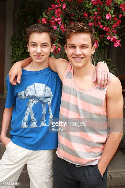 THE FOSTERS 'Father's Day' The Adams Foster family celebrates Father's Day in an allnew episode of 'The Fosters' airing Monday June 15 2015 at 800PM...