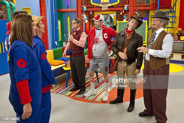 MOVERS 'Father's Day' The Movers plan a Father's Day barbeque for their dads This episode of Disney Junior's 'Imagination Movers' airs SATURDAY JUNE...
