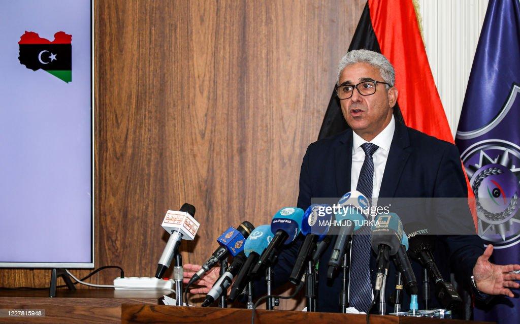 LIBYA-POLITICS : Nieuwsfoto's