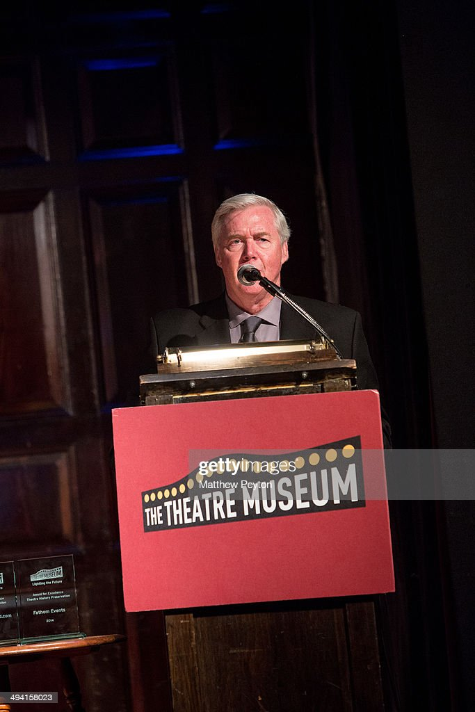 2014 Theatre Museum Awards : News Photo