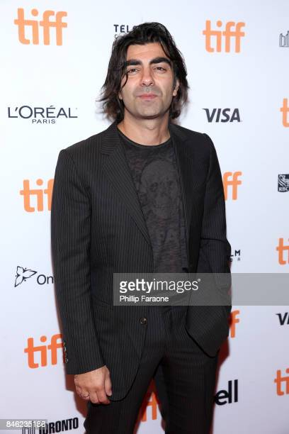 Fatih Akin attends the 'In the Fade' premiere during the 2017 Toronto International Film Festival at The Elgin on September 12 2017 in Toronto Canada