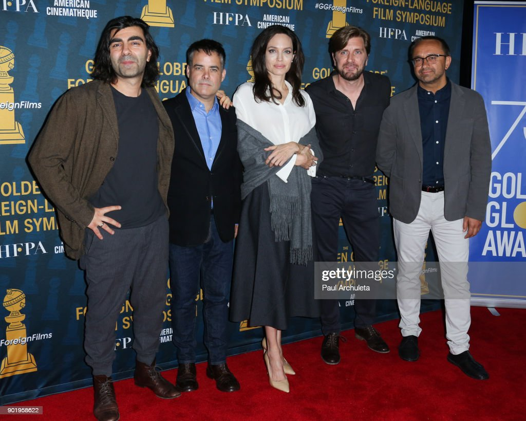 HFPA And American Cinematheque Present The Golden Globe Foreign-Language Nominees Series 2018 Symposium