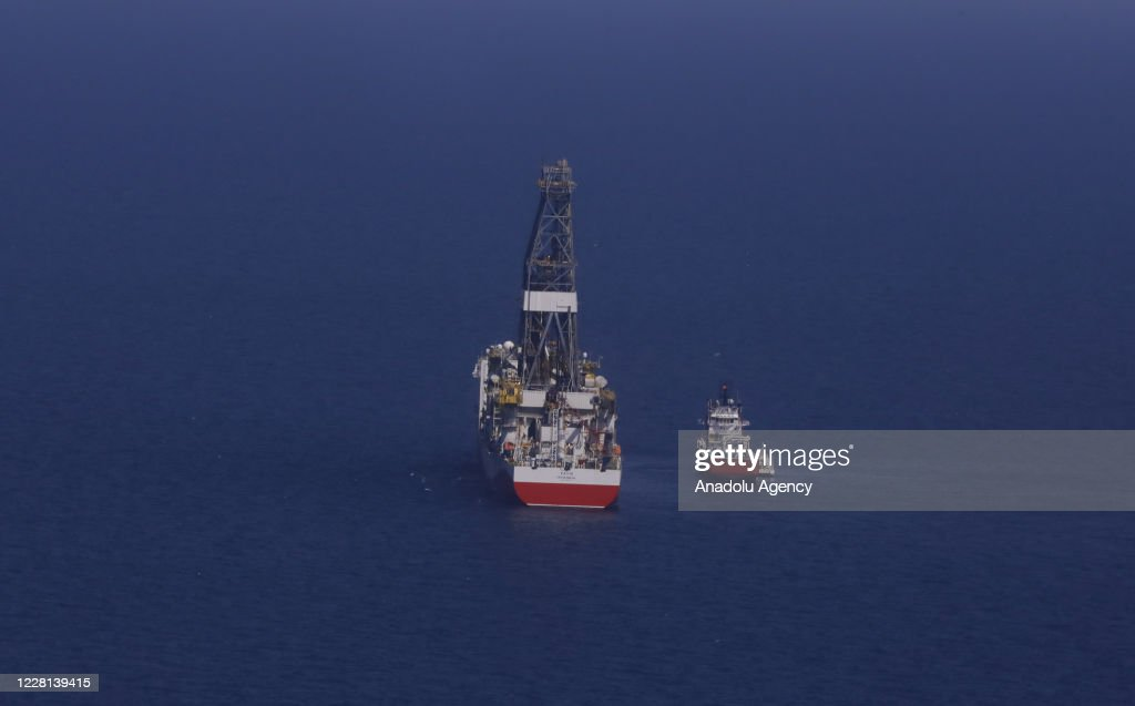 Turkey discovers major natural gas reserves in the Black Sea : Nieuwsfoto's
