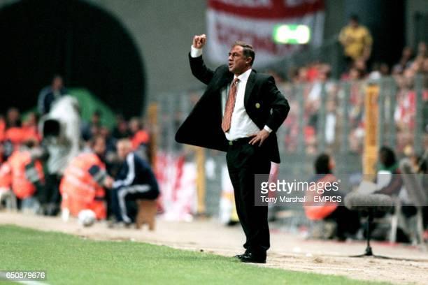 Fatih Terim Galatasaray manager