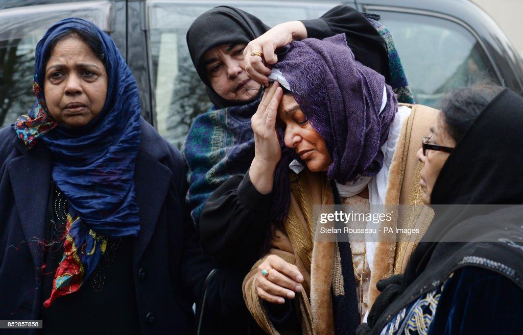 Dr Abbas Khan funeral : Fotografía de noticias