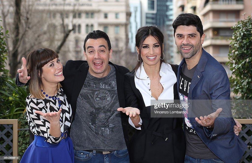 'Made In Sud' Photocall in Milan : News Photo