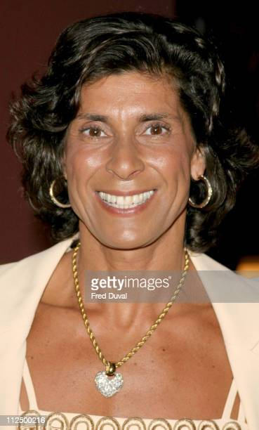 """Fatima Whitbread during """"Hell's Kitchen II"""" - Day 12 - Arrivals at Brick Lane in London, Great Britain."""