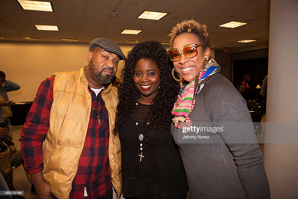 Fatin Dantzler Tory Lanez And Aja Graydon Attend The 2015 Circle Of News Photo Getty Images