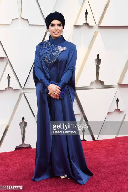 Fatma Al Remaihi attends the 91st Annual Academy Awards at Hollywood and Highland on February 24 2019 in Hollywood California