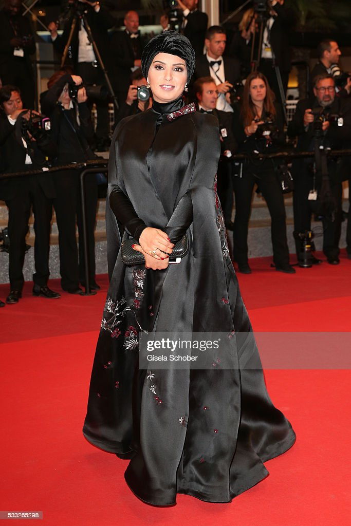 """The Salesman (Forushande)"" - Red Carpet Arrivals - The 69th Annual Cannes Film Festival : News Photo"