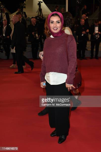 Fatma Al Remaihi attends the screening of Sorry We Missed You during the 72nd annual Cannes Film Festival on May 16 2019 in Cannes France