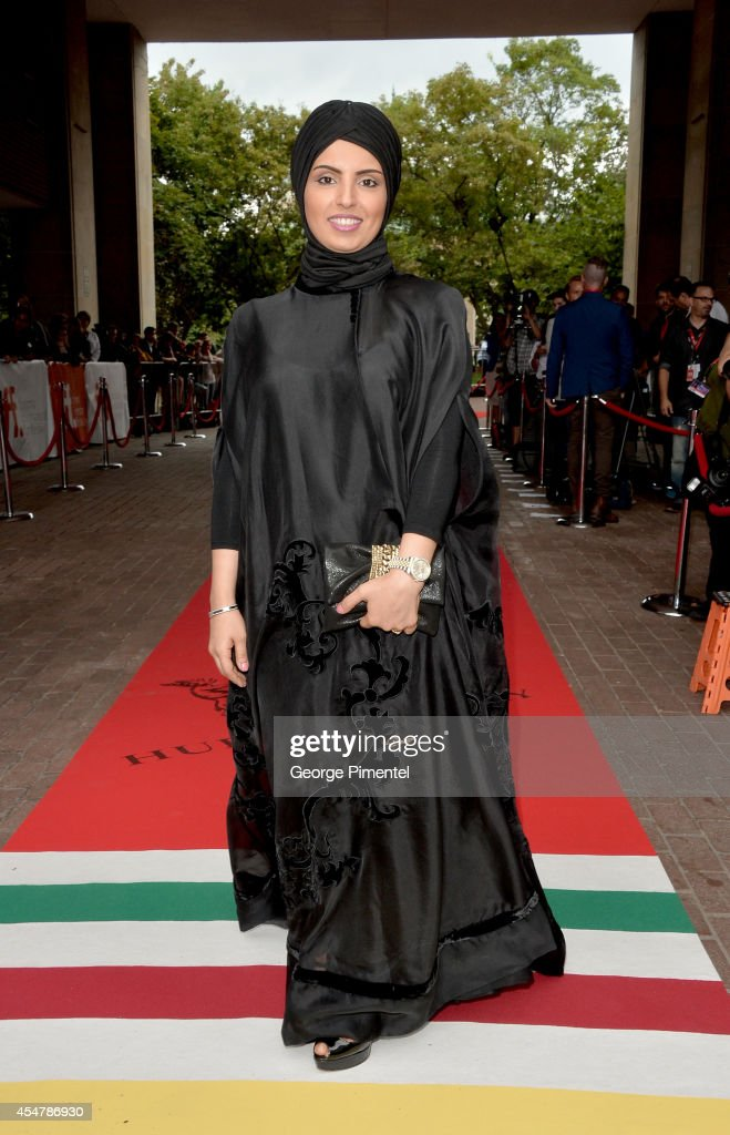 """Kahlil Gibran's The Prophet"" Premiere - Red Carpet - 2014 Toronto International Film Festival : News Photo"