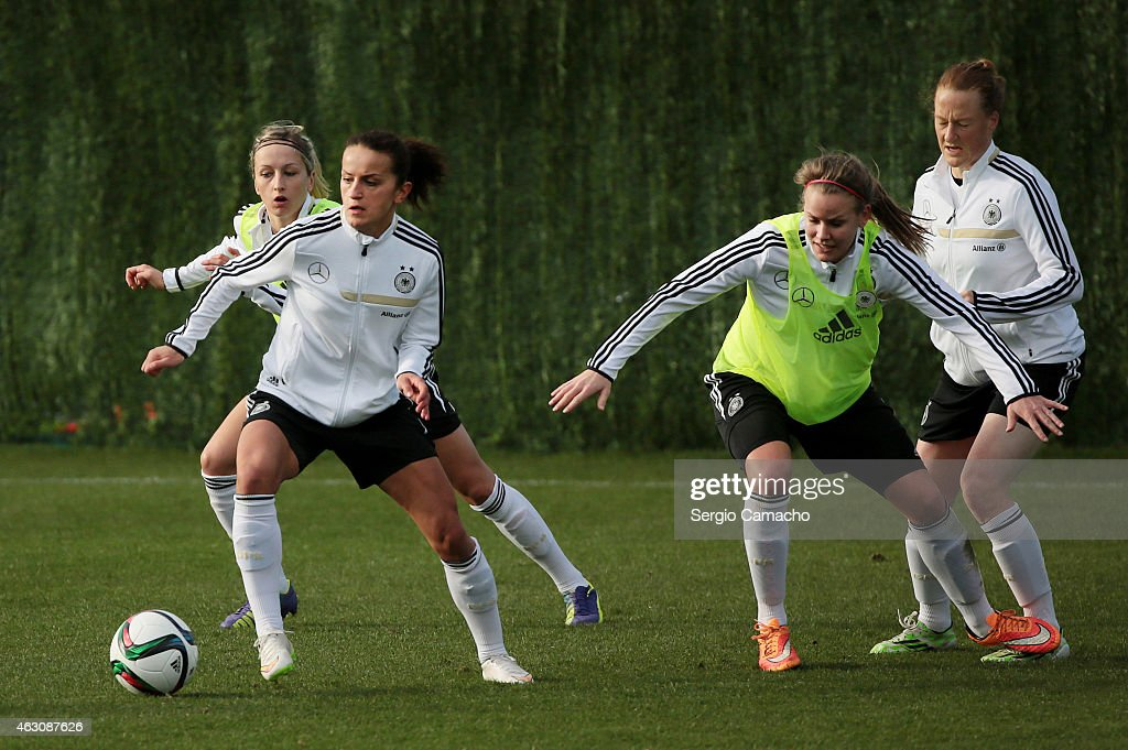 Germany Women's Training Session