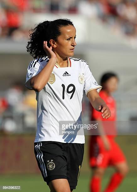 Fatmire Bajramaj Frauenfussball Länderspiel Deutschland Nordkorea Korea DVR 20 am 21 5 2011