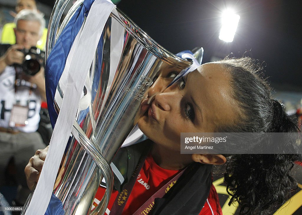 Lyon v Turbine Potsdam - UEFA Women's Champions League Final : News Photo