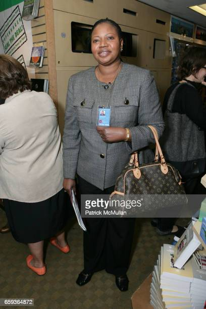 Fatou Bensouda attends UNDOC Hosts Discussion and Book Signing for HALF THE SKY at United Nations on September 15 2009 in New York City