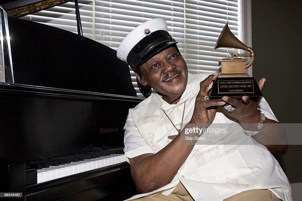 Lifetime Achievement Award to Fats Domino : News Photo