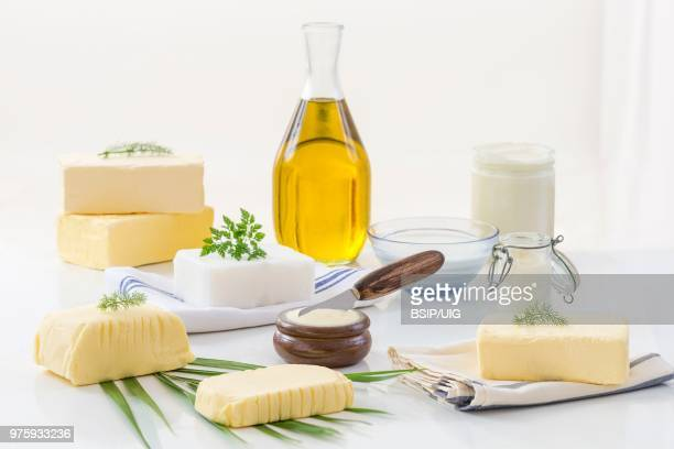 fats. - margarine stock pictures, royalty-free photos & images