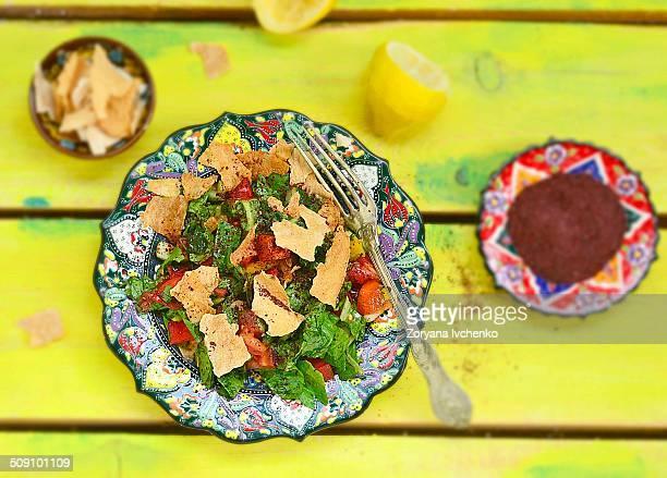 Fattush salad