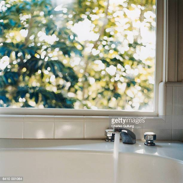 Faucet and Window