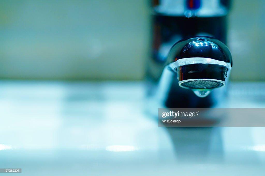 Faucet : Stock Photo