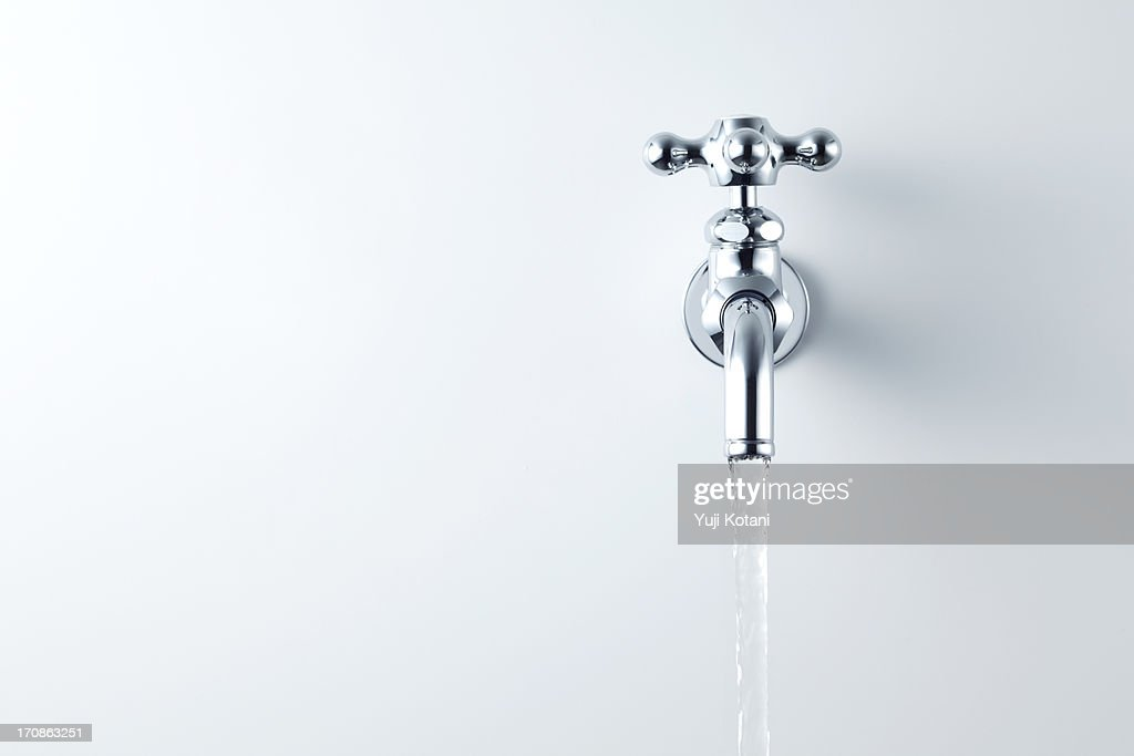 Faucet : Stock Photo