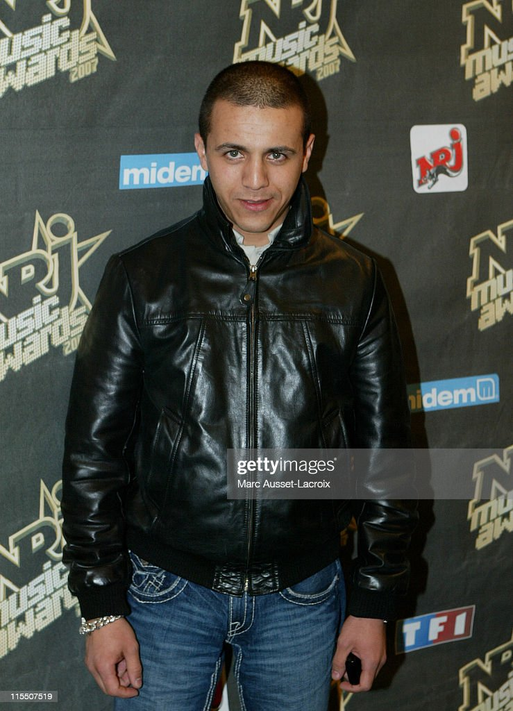 2007 NRJ Music Awards - Photocall