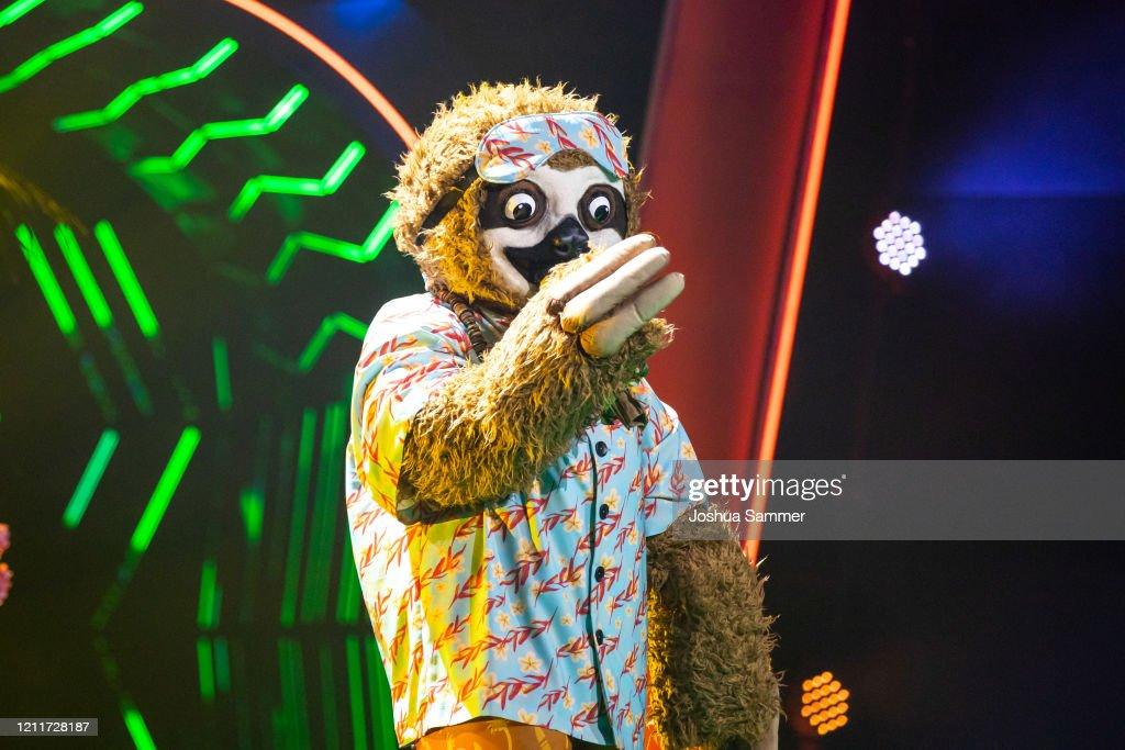 """The Masked Singer"" First Live-Show In Cologne : Nachrichtenfoto"