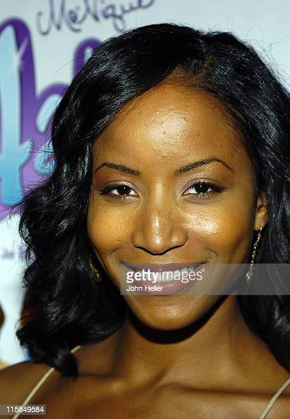 Faune Chambers during UrbanWork' Los Angeles Premiere of Hair Show Arrivals at Magic Johnson Theaters in Los Angeles California United States